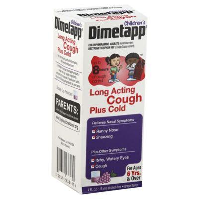 Dimetapp Cough-Cold-Allergy