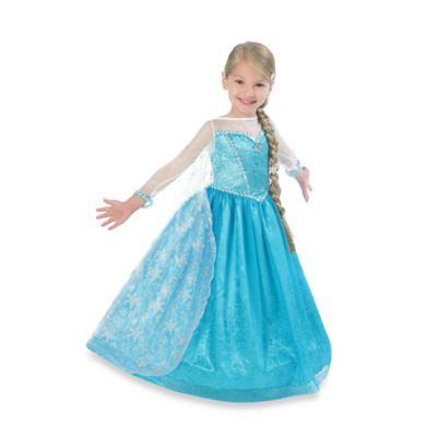 Enchanted Ice Princess Size Medium Costume