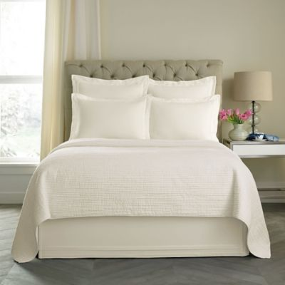 Ivory Sateen Bedding