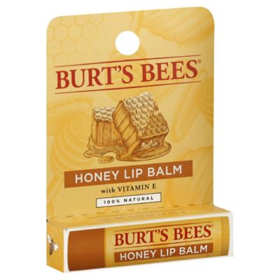 Burt's Bees® .15 oz. Honey Lip Balm with Vitamin E
