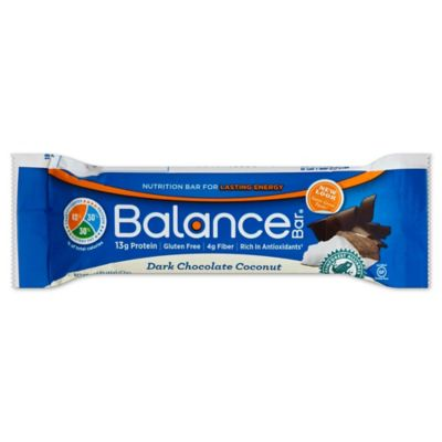 Balance Bar® Dark Chocolate Coconut 1.58 oz. Energy Bar