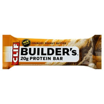 Clif Builder's 2.4 oz. Crunchy Peanut Butter Protein Bar