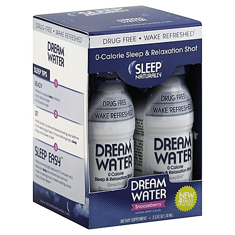 Sleep Naturally Dream Water Reviews