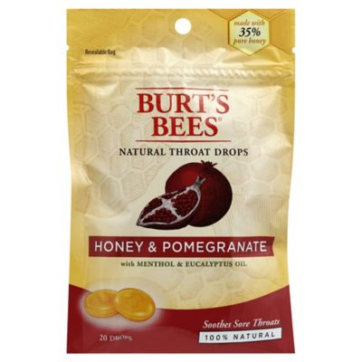 Burt's Bees Cough Drops-Lonzenges