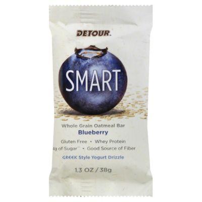 Detour Smart 1.3 oz. Whole Grain Oatmeal Bar in Blueberry