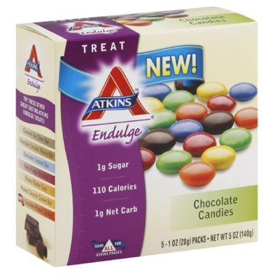 Endulge 5-Pack Chocolate Candies