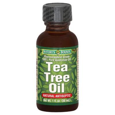 Natures Bounty 1 oz. Herbal Harvest Tea Tree Oil