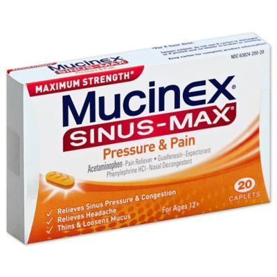 picture Mucinex Allergy
