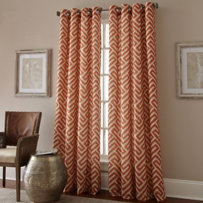 Keyes 63-Inch Window Curtain Panel in Teal