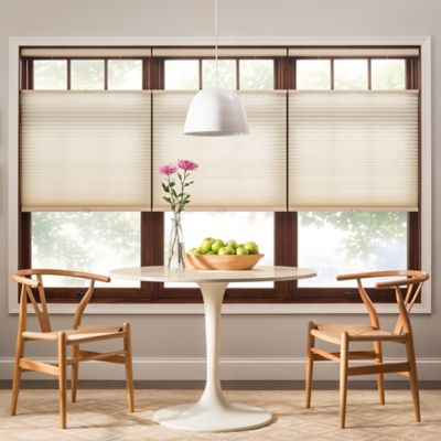 Real Simple® Top-Down Bottom-Up Cordless Cellular 64-Inch x 72-Inch Shade in Polar