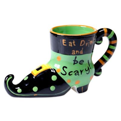 Black/Green Halloween Indoor Decor