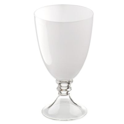 Artland® Veranda All-Purpose Goblets in White (Set of 6)