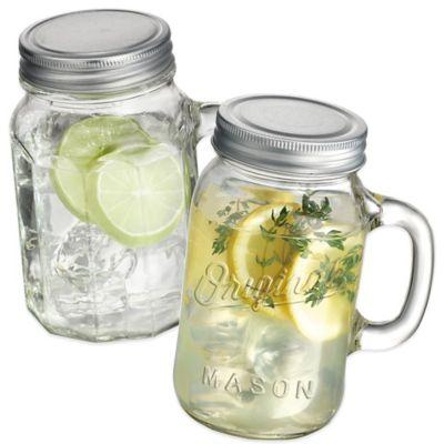 Del Sol™ Original Mason™ Jar Lids (Set of 2)