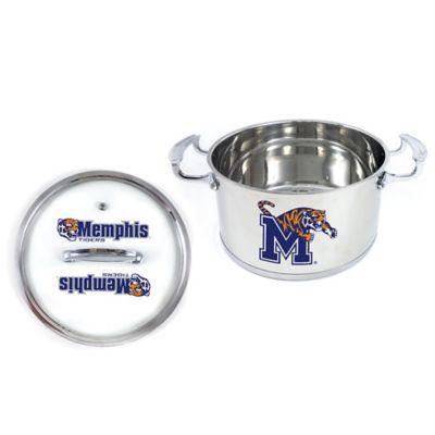 University of Memphis 5 qt. Chili Pot
