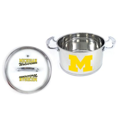 University of Michigan 5 Qt. Chili Pot