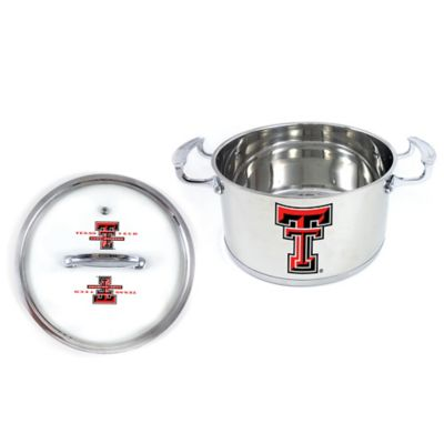 Texas Tech University 5 Qt. Chili Pot