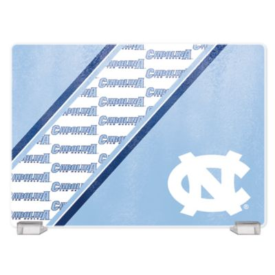 University of North Carolina Tempered Glass Cutting Board