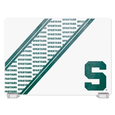 Michigan State University Tempered Glass Cutting Board