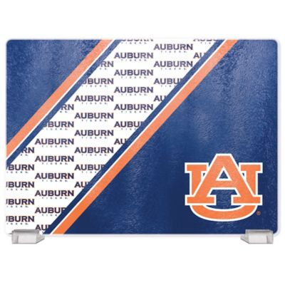Auburn University Tempered Glass Cutting Board
