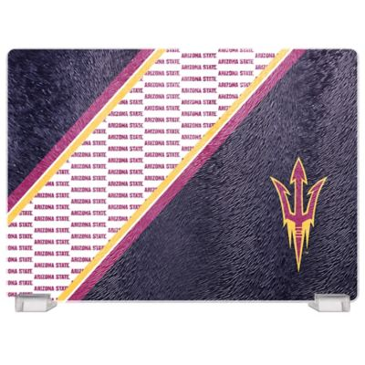 Arizona State University Tempered Glass Cutting Board