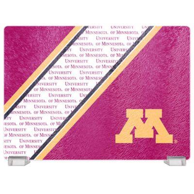 University of Minnesota Tempered Glass Cutting Board