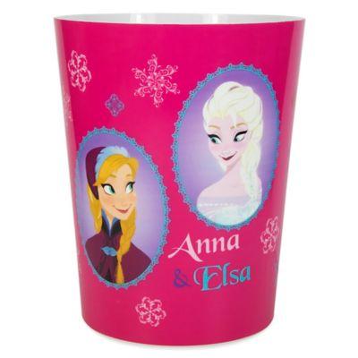 Disney® Frozen Snowflakes Wastebasket