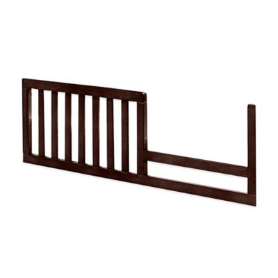 Imagio Baby by Westwood Design Midtown Toddler Guard Rail in Chocolate Mist