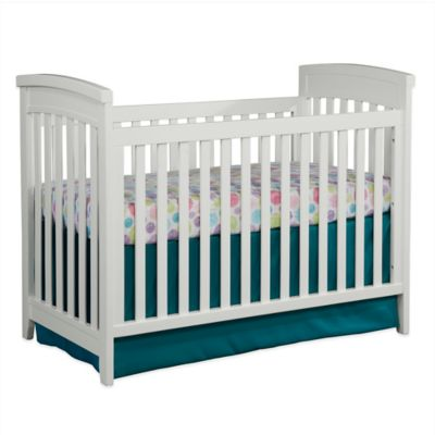 Imagio Baby by Westwood Design Midtown Cottage Crib in White