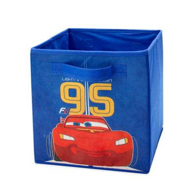 Disney®-Pixar Cars Collapsible Storage Bin