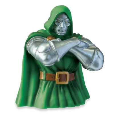 Marvel® Doctor Doom Bust Bank