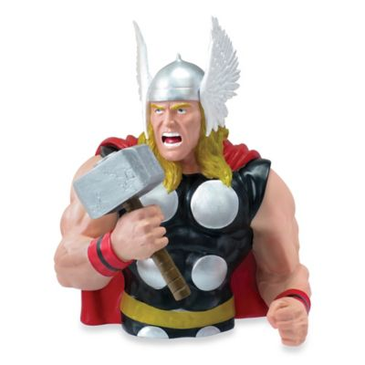 Marvel® Thor Bust Bank
