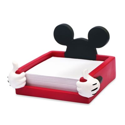 Disney® Mickey Ears Notepad Holder