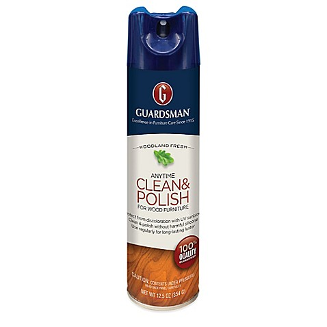 Buy Guardsman 12 1 2 Oz Clean Polish Wood Furniture Polish From Bed Bath Beyond