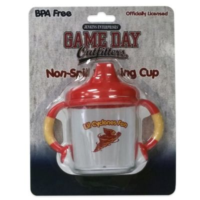 Iowa State University 8 oz. Infant No-Spill Sippy Cup