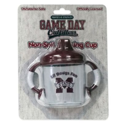 Mississippi State University 8 oz. Infant No-Spill Sippy Cup