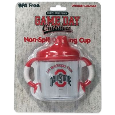 Ohio State University 8 oz. Infant No-Spill Sippy Cup