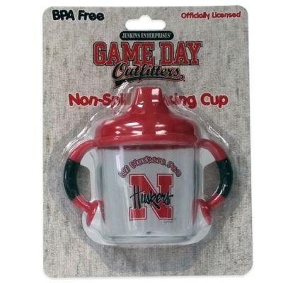 University of Nebraska 8 oz. Infant No-Spill Sippy Cup