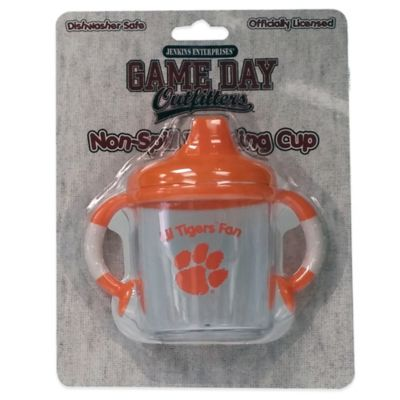 Clemson University 8 oz. Infant No-Spill Sippy Cup