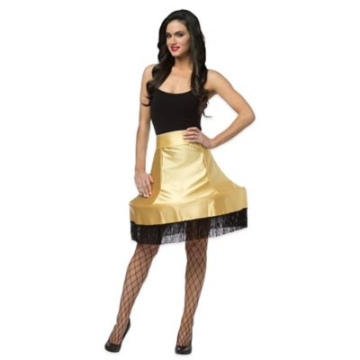 Rasta Imposta Adult Christmas Story Leg Lamp Skirt