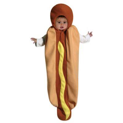 Rasta Imposta Infant Hot Dog Bunting Costume