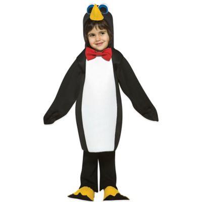Rasta Imposta Child's Size 3-4T Lightweight Penguin Costume