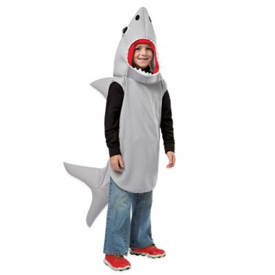 Rasta Imposta Child's Size 3-4T Sand Shark Costume