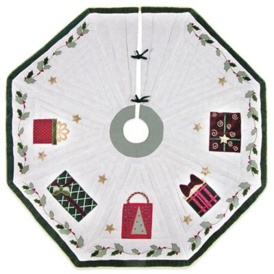 Wrap It Up 54-Inch Tree Skirt