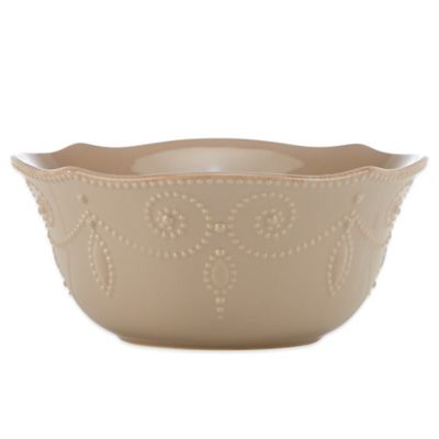 French Perle All-Purpose Bowl in Latte