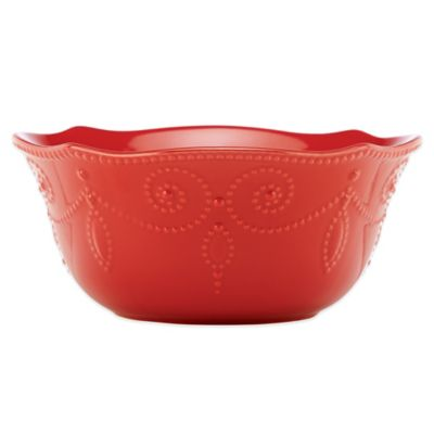 French Perle All-Purpose Bowl in Cherry