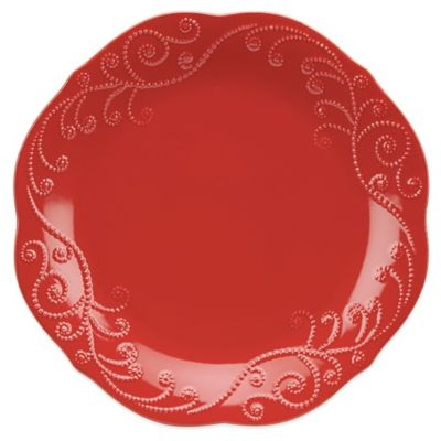 Lenox® French Perle Dinner Plate in Cherry