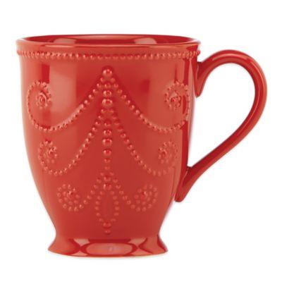 Lenox® French Perle Mug in Cherry