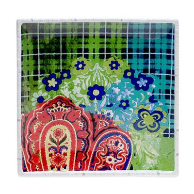 Tracy Porter® Poetic Wanderlust® Folklore Christmas Square Platter