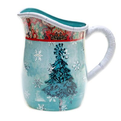 Tracy Porter® Poetic Wanderlust® Folklore Christmas Pitcher
