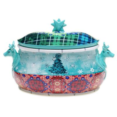 Tracy Porter® Poetic Wanderlust® Folklore Christmas Soup Tureen